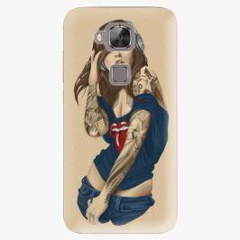 Plastový kryt iSaprio - Girl 03 - Huawei Ascend G8 Pouzdra, obaly a kryty na mobilní telefon Huawei Ascend G8