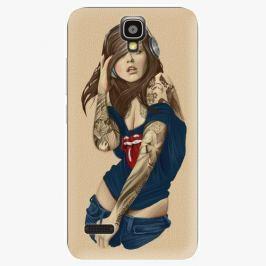 Plastový kryt iSaprio - Girl 03 - Huawei Ascend Y5 Pouzdra, obaly a kryty na mobilní telefon Huawei Ascend Y5
