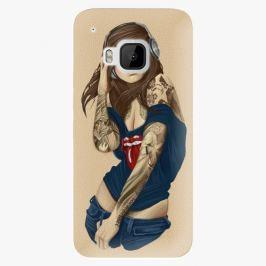 Plastový kryt iSaprio - Girl 03 - HTC One M9 Pouzdra, obaly a kryty na mobilní telefony HTC One M9
