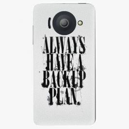 Plastový kryt iSaprio - Backup Plan - Huawei Ascend Y300 Pouzdra, obaly a kryty na mobilní telefon Huawei Ascend Y300