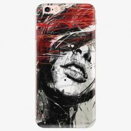 Plastový kryt iSaprio - Sketch Face - iPhone 6 Plus/6S Plus