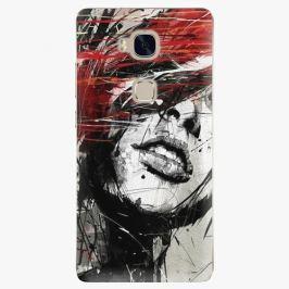 Plastový kryt iSaprio - Sketch Face - Huawei Honor 5X Pouzdra, obaly a kryty na mobilní telefon Huawei Honor 5X