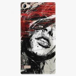 Plastový kryt iSaprio - Sketch Face - Lenovo Vibe X2 Pouzdra, obaly a kryty na mobilní telefon Lenovo Vibe X2