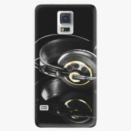 Plastový kryt iSaprio - Headphones 02 - Samsung Galaxy S5