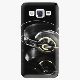 Plastový kryt iSaprio - Headphones 02 - Samsung Galaxy J5