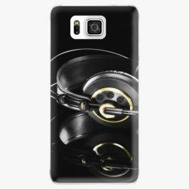 Plastový kryt iSaprio - Headphones 02 - Samsung Galaxy Alpha