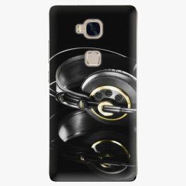 Plastový kryt iSaprio - Headphones 02 - Huawei Honor 5X