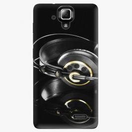 Plastový kryt iSaprio - Headphones 02 - Lenovo A536
