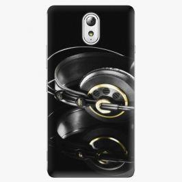 Plastový kryt iSaprio - Headphones 02 - Lenovo P1m