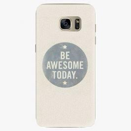 Plastový kryt iSaprio - Awesome 02 - Samsung Galaxy S7 Edge