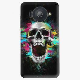 Plastový kryt iSaprio - Skull in Colors - Huawei Ascend Y300