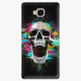 Plastový kryt iSaprio - Skull in Colors - Huawei Honor 5X