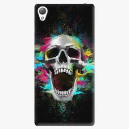 Plastový kryt iSaprio - Skull in Colors - Sony Xperia Z3