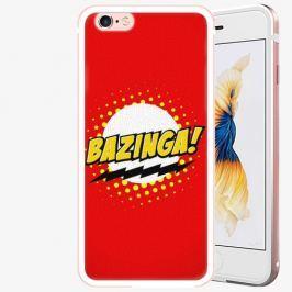 Plastový kryt iSaprio - Bazinga 01 - iPhone 6 Plus/6S Plus - Rose Gold
