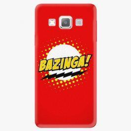 Plastový kryt iSaprio - Bazinga 01 - Samsung Galaxy A7