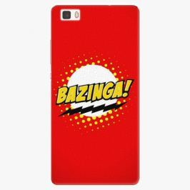 Plastový kryt iSaprio - Bazinga 01 - Huawei Ascend P8 Lite