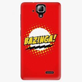 Plastový kryt iSaprio - Bazinga 01 - Lenovo A536