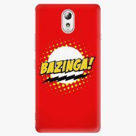 Plastový kryt iSaprio - Bazinga 01 - Lenovo P1m