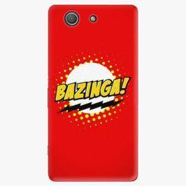 Plastový kryt iSaprio - Bazinga 01 - Sony Xperia Z3 Compact