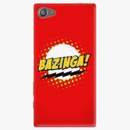 Plastový kryt iSaprio - Bazinga 01 - Sony Xperia Z5 Compact