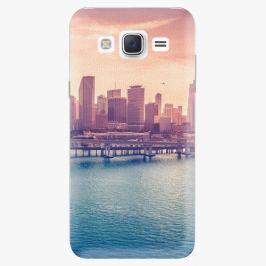 Plastový kryt iSaprio - Morning in a City - Samsung Galaxy J5