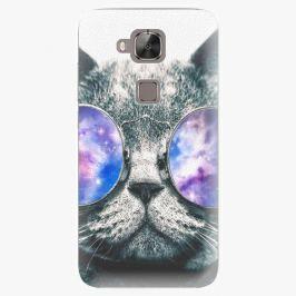 Plastový kryt iSaprio - Galaxy Cat - Huawei Ascend G8