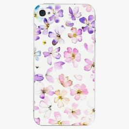 Plastový kryt iSaprio - Wildflowers - iPhone 4/4S