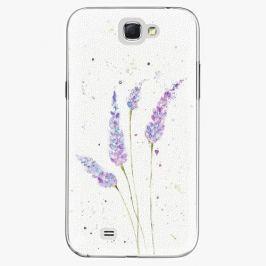 Plastový kryt iSaprio - Lavender - Samsung Galaxy Note 2