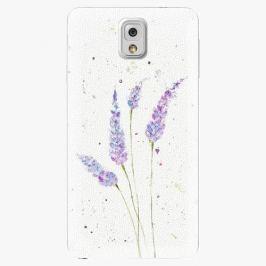 Plastový kryt iSaprio - Lavender - Samsung Galaxy Note 3