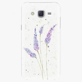 Plastový kryt iSaprio - Lavender - Samsung Galaxy Core Prime