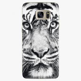 Plastový kryt iSaprio - Tiger Face - Samsung Galaxy S7 Edge
