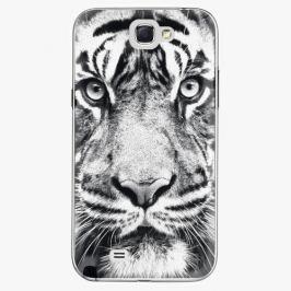 Plastový kryt iSaprio - Tiger Face - Samsung Galaxy Note 2
