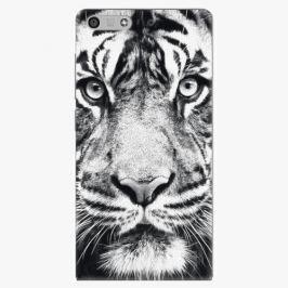 Plastový kryt iSaprio - Tiger Face - Huawei Ascend P7 Mini