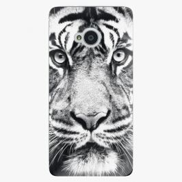 Plastový kryt iSaprio - Tiger Face - HTC One M7