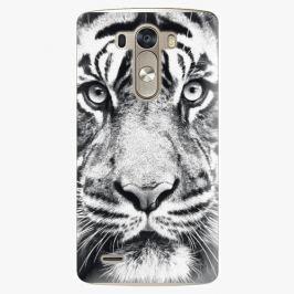 Plastový kryt iSaprio - Tiger Face - LG G3 (D855)