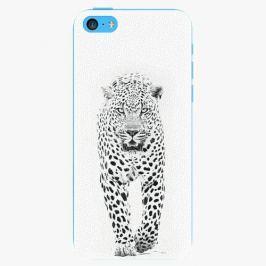 Plastový kryt iSaprio - White Jaguar - iPhone 5C