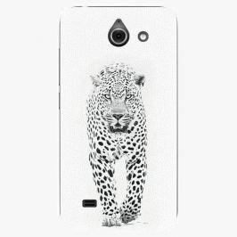Plastový kryt iSaprio - White Jaguar - Huawei Ascend Y550