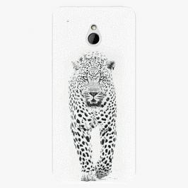 Plastový kryt iSaprio - White Jaguar - HTC One Mini