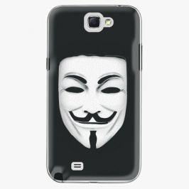 Plastový kryt iSaprio - Vendeta - Samsung Galaxy Note 2