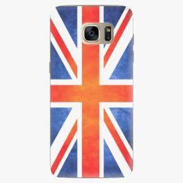Plastový kryt iSaprio - UK Flag - Samsung Galaxy S7 Edge