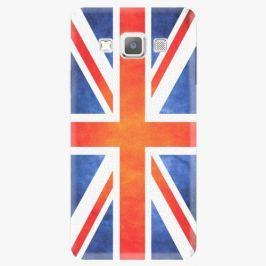 Plastový kryt iSaprio - UK Flag - Samsung Galaxy A5