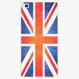 Plastový kryt iSaprio - UK Flag - Huawei Ascend P8