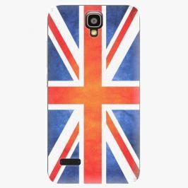 Plastový kryt iSaprio - UK Flag - Huawei Ascend Y5
