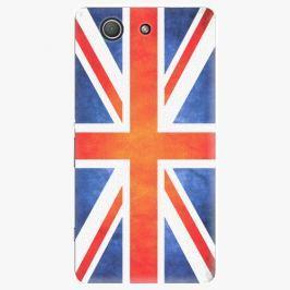 Plastový kryt iSaprio - UK Flag - Sony Xperia Z3 Compact
