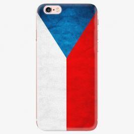 Plastový kryt iSaprio - Czech Flag - iPhone 7 Plus