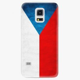 Plastový kryt iSaprio - Czech Flag - Samsung Galaxy S5 Mini