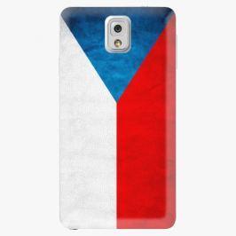 Plastový kryt iSaprio - Czech Flag - Samsung Galaxy Note 3