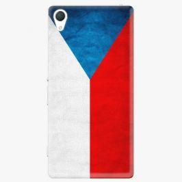 Plastový kryt iSaprio - Czech Flag - Sony Xperia Z2