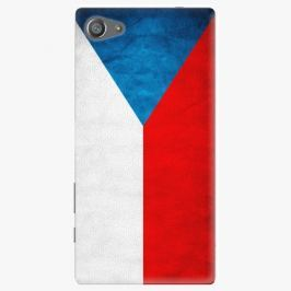 Plastový kryt iSaprio - Czech Flag - Sony Xperia Z5 Compact
