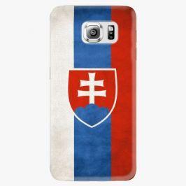 Plastový kryt iSaprio - Slovakia Flag - Samsung Galaxy S6